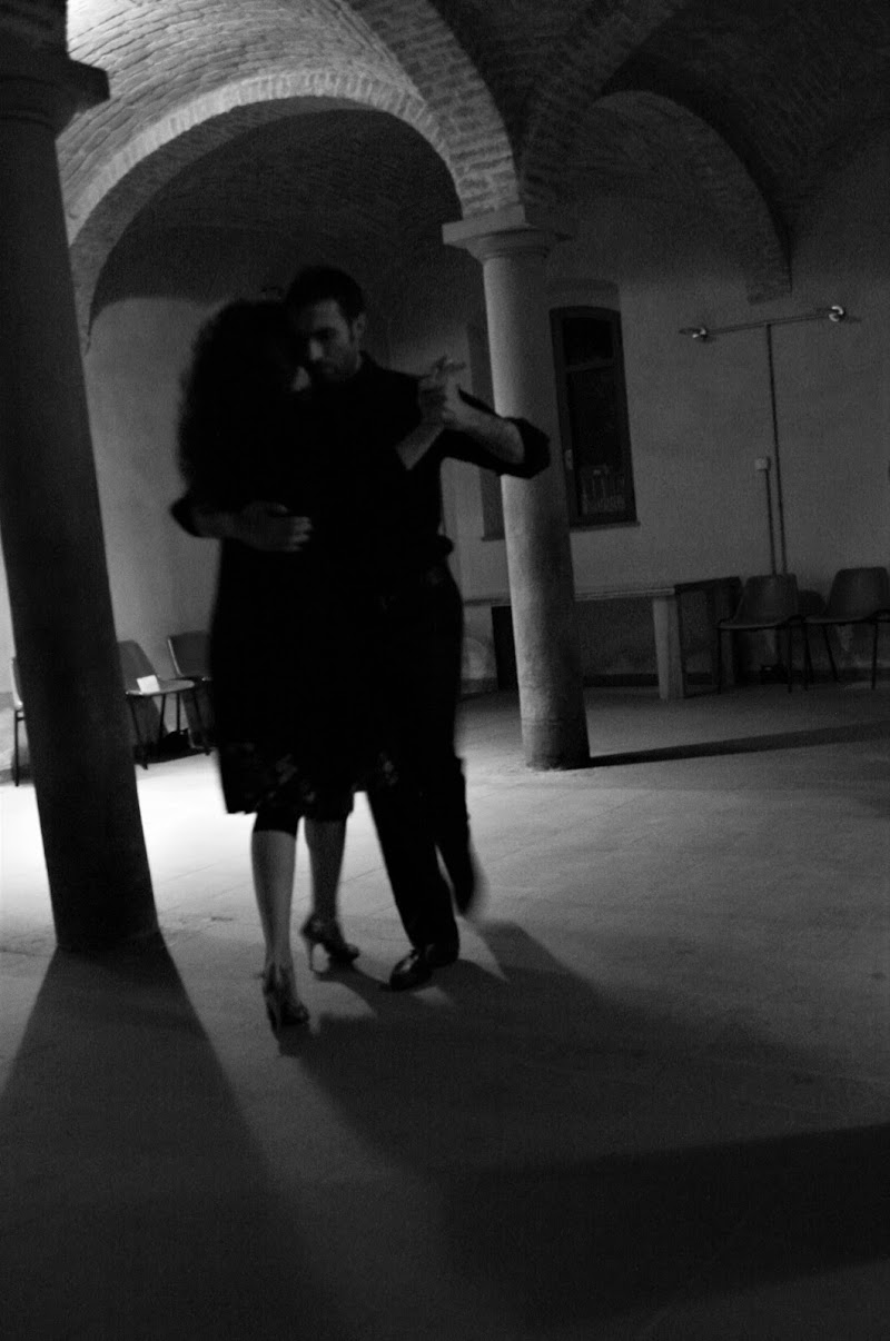 Tango in penombra di Cimabue