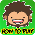 sneaky sasquatch : Game How to Play icon