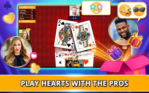 VIP Games: Hearts, Rummy, Yatzy, Dominoes, Crazy 8 android2mod screenshots 11