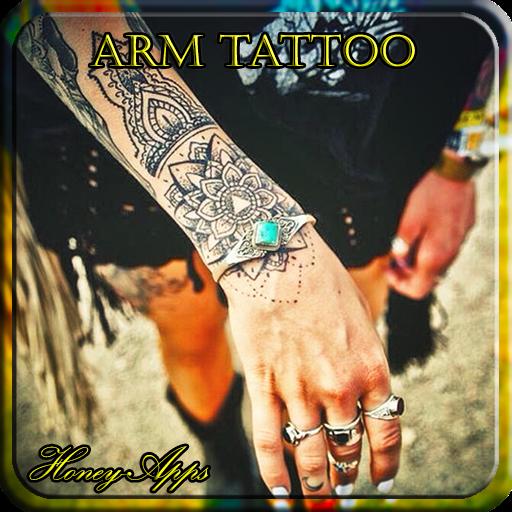生活App|手臂纹身设计 LOGO-3C達人阿輝的APP