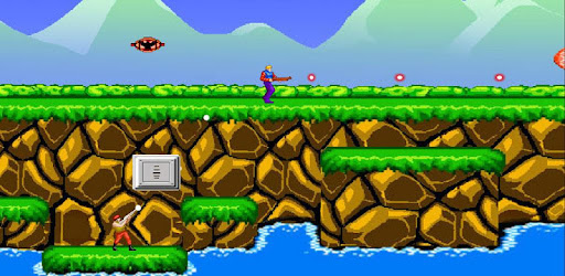 Classic Contra Soldier for PC