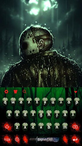 Download Jason Voorhees Wallpaper Vivi Emoji Keyboard Theme