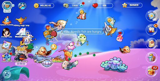 Happy Fish apktram screenshots 6