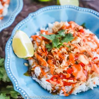Crock Pot Asian Chicken Recipe