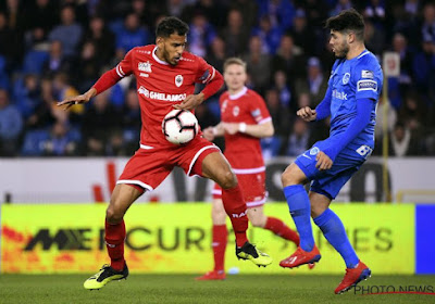 """Faris Haroun explique pourquoi le jeu de l'Antwerp est critiqué : """"Nous dérangeons et faisons grincer des dents"""""""