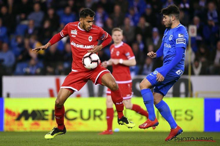 """Haroun ziet nog een potentiële Rode Duivel rondlopen bij Antwerp: """"Misschien zelfs beter dan Mechele en Engels"""""""