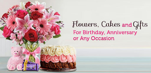Awe Inspiring Flowers Cakes Online Gifts Delivery Apps On Google Play Funny Birthday Cards Online Hetedamsfinfo