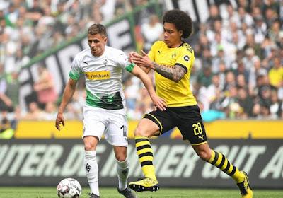 🎥 Thorgan Hazard scoort eerste doelpunt voor Borussia Dortmund, maar moet geblesseerd naar de kant