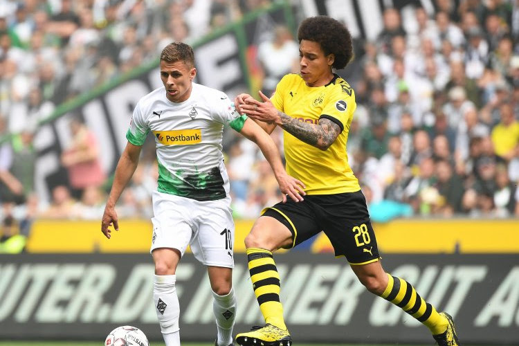 Axel Witsel prêt à faire tomber le Bayern