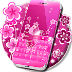 Keyboard Colors Pink icon