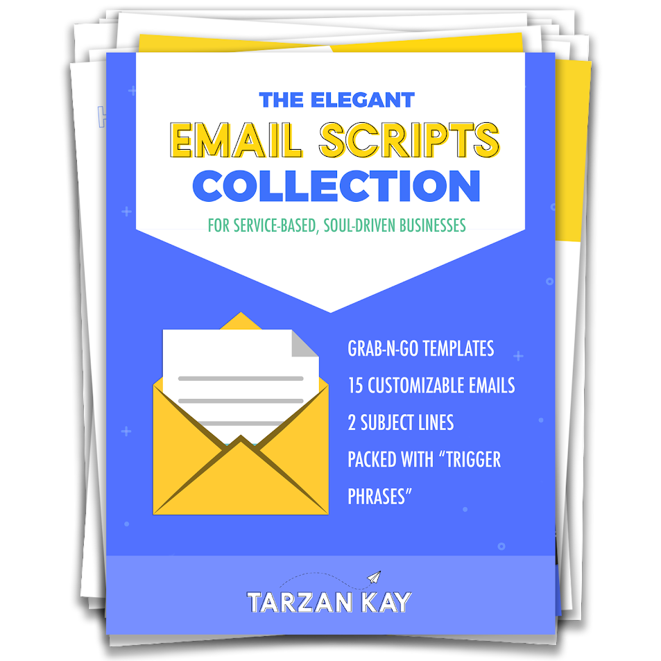 Email Scripts Free Offer
