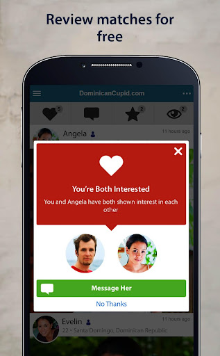 DominicanCupid - Dominican Dating App 2.1.6.1559 screenshots 3