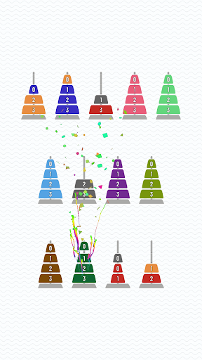 Tower Sort Puzzle android2mod screenshots 6