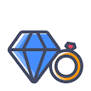 Indian Natural Gems And Jewellery, Marathahalli, Bangalore logo