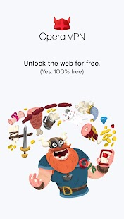 Opera VPN - Безлимитный VPN Screenshot