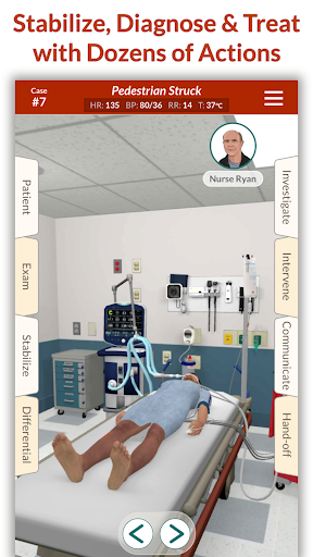 Full Code - Emergency Medicine Simulation 2.4.1 screenshots 2