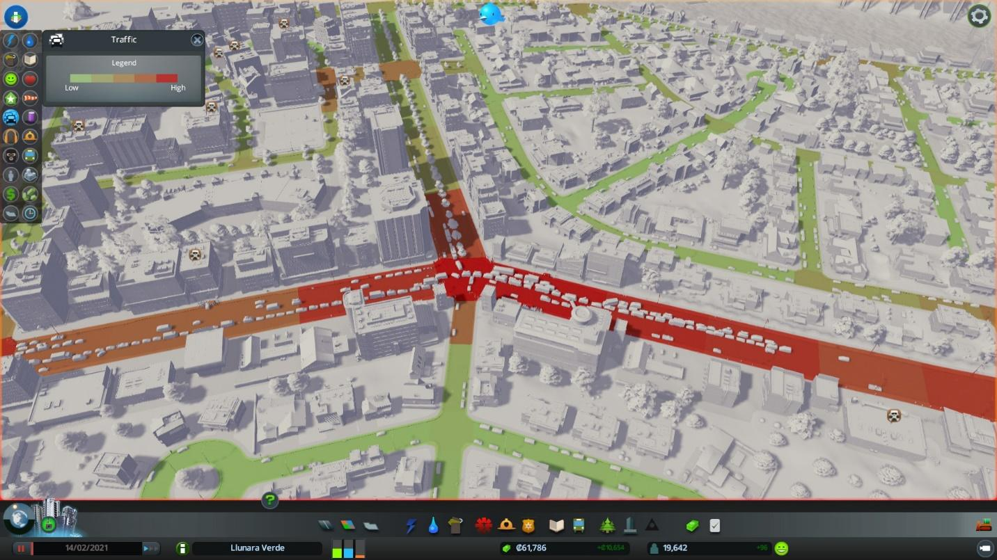 Image result for cities skyline traffic