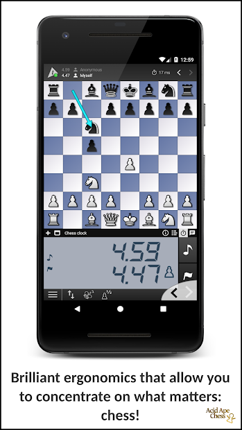 Acid Ape Chess