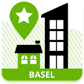 Basel Travel Guide (City map)