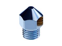 3D Solex PrintCore Nozzle - 0.50mm Steel