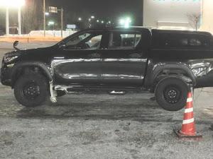ハイラックス GUN125 Z.Black rally editionのカスタム事例画像 なんさんの2020年02月03日13:01の投稿