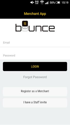 Bounce - Merchant