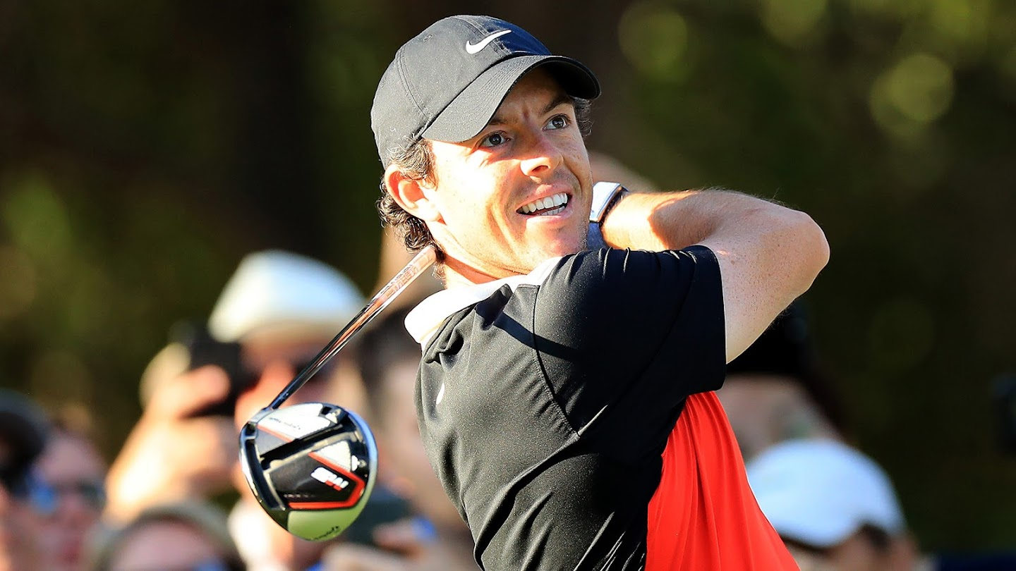 Watch Golfer of The Decade live