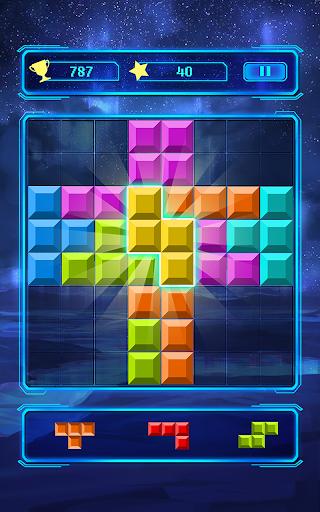 Brick block puzzle - Classic free puzzle apkmr screenshots 6