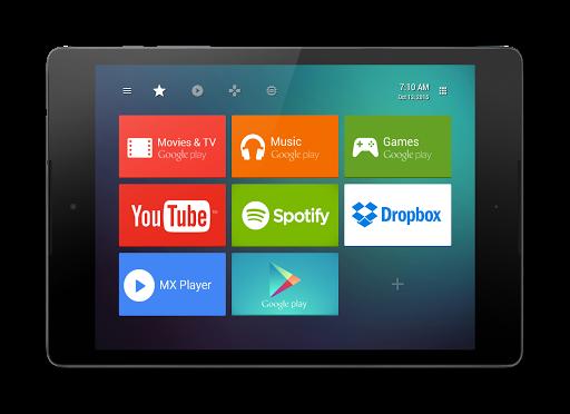 TVLauncher Apk apps 5