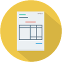 Easy Invoice Manager App by GimBooks icon