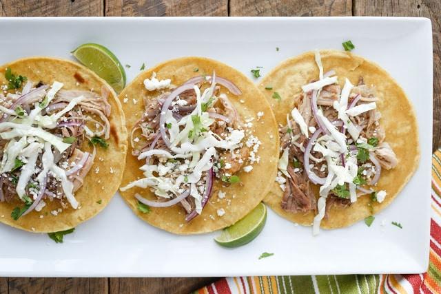 Carnitas Street Tacos Recipe