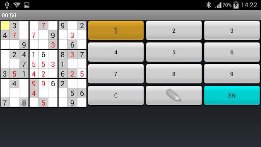 酷派數獨|玩解謎App免費|玩APPs