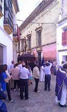 Photo: Santísimo Cristo de los Desamparados. Foto José Perea
