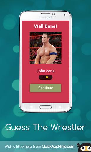 Guess The Wrestler 8.6.1z screenshots 2