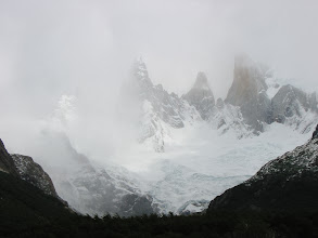 Photo: Fitz Roy, Poincenot, St Exupery