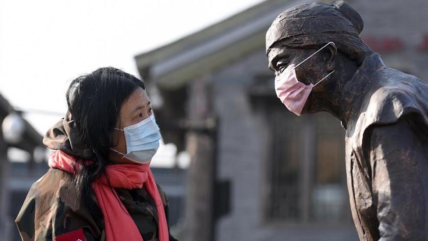 China acusa a España de ser el origen de la pandemia.
