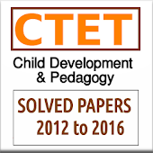 CTET Solved Papers (Paper-I)