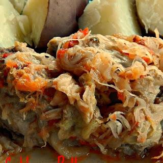 Grandma's Cabbage Rolls