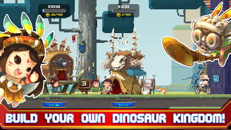 Tiny Dino World 1.1.1 screenshot 322288