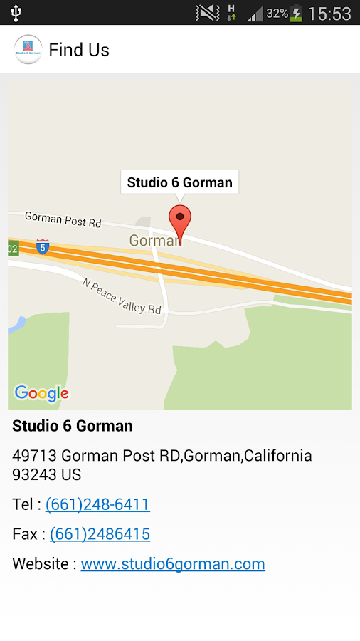 Studio 6 Gorman- screenshot