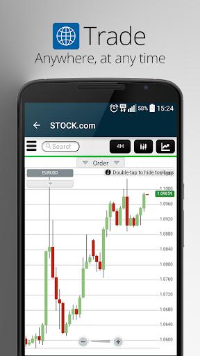 Mobile Trader - STOCK.com