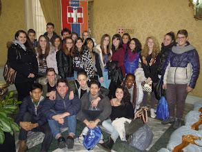 """Photo: 02/12/2014 - Istituto Professionale """"Colombatto"""" di Torino. Classe II D."""