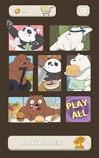 Free Fur All – We Bare Bears- screenshot thumbnail