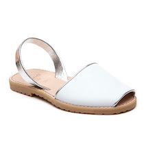 Castell Junior Leather Hook and Loop Sandal SANDAL