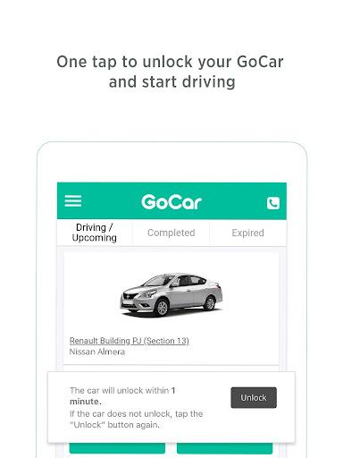 GoCar Malaysia: Experience Car Sharing  screenshots 6