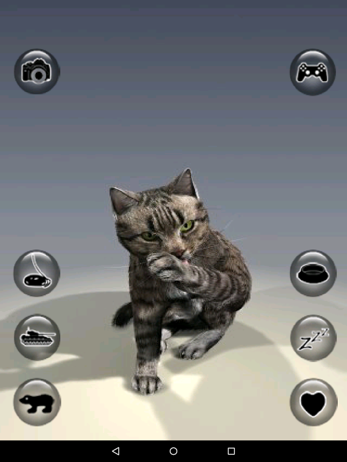 Talking Reality Cat- screenshot