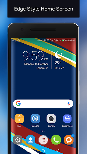 Colors Emui 5/8 theme for huawei screenshot