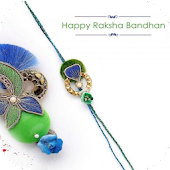 Raksha Bandhan Photo Frame