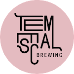 Logo of Temescal Where Is Brooklyn? With Cherry & Lemon