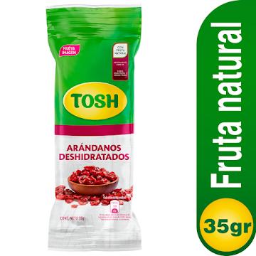 Pasabocas Tosh Arándanos
